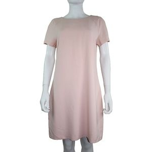 Dorothy Perkins Light Pink Short Sleeve Dress